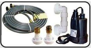 PBES 6010 Portable Baptistry Heater Installation Kit